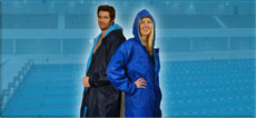 swimming specialists - Custom Swimming Parkas